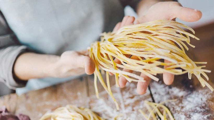 Can pasta be frozen?
