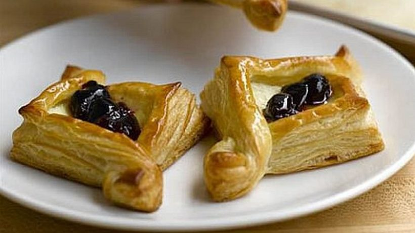 How to make puff pastry rise?