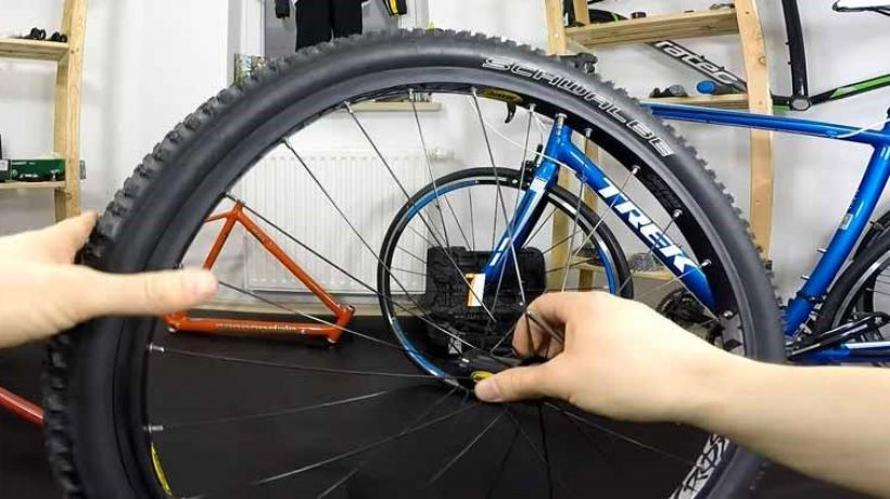 Basic Guideline to Truing the Bike Tire