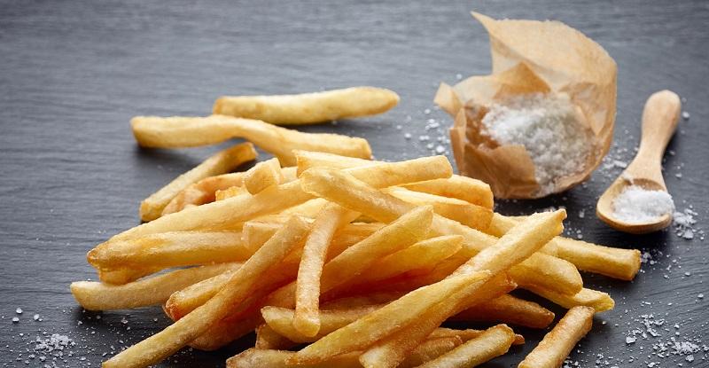 Does salt make you fat